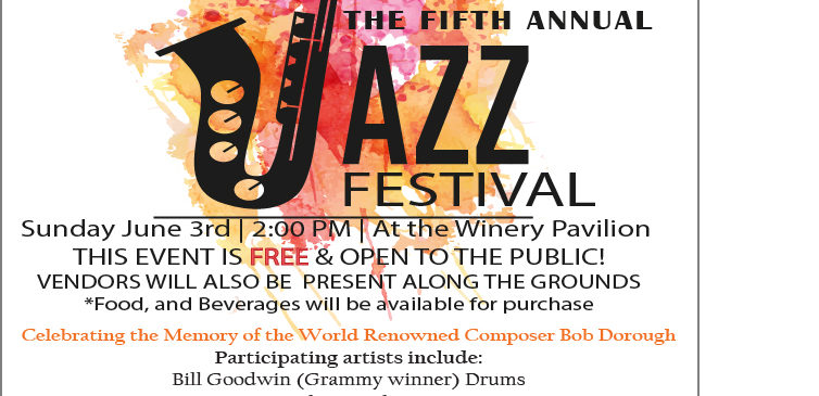 Fifth Annual Cherry Valley Jazz Festival